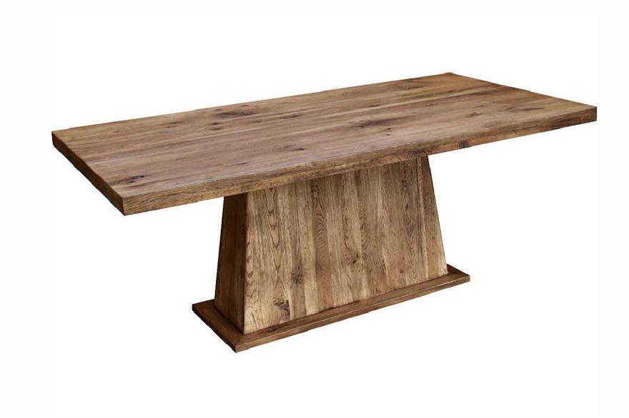 Tömörfa étkezőasztal - Soul Interiors